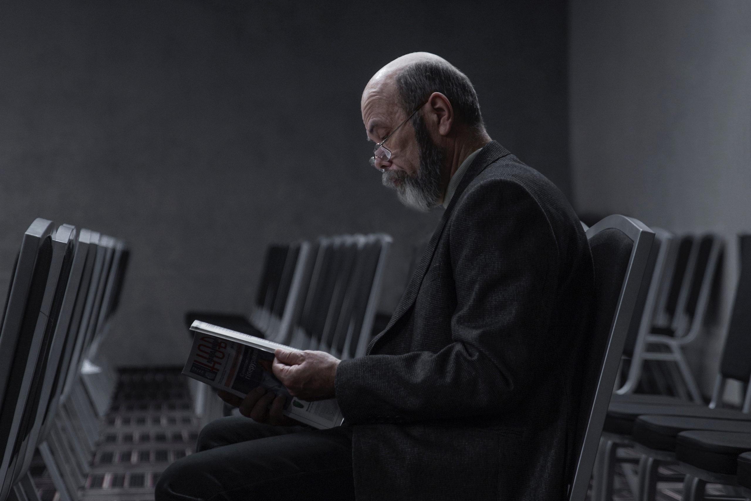 Literatur: Männergebete
