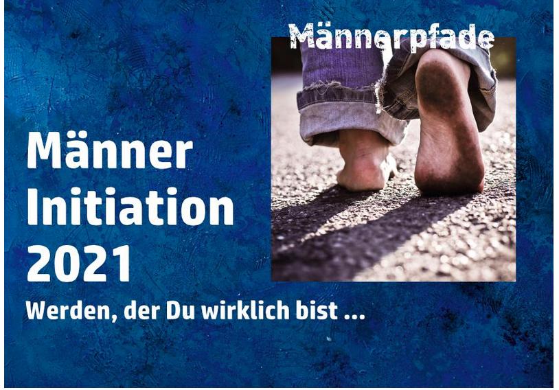 Initiation für Männer in Deutschland nach Richard Rohr Männerpfade