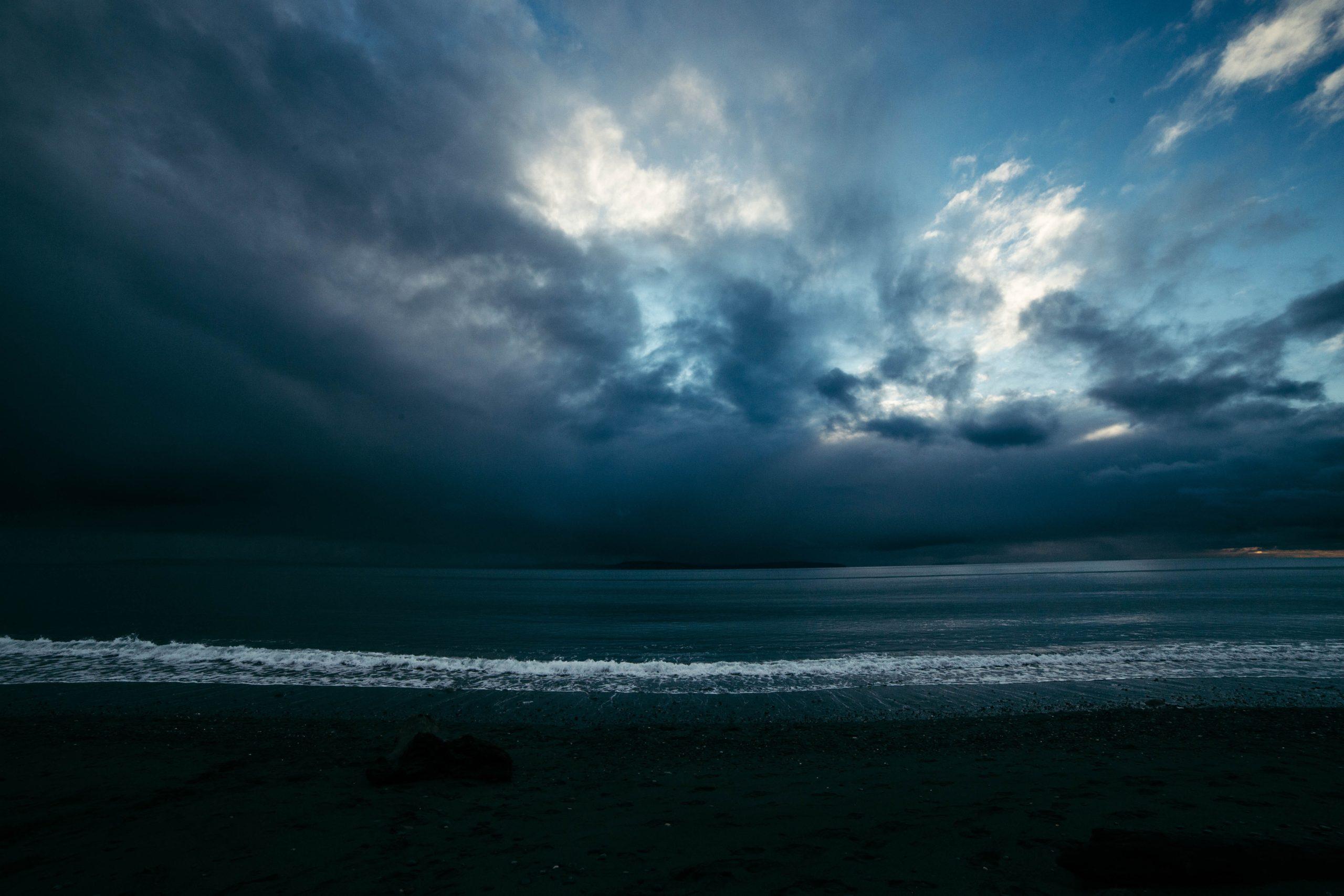 Perspektive Mannsein, Dunkelheit, eeinsamkeit, Rückzug