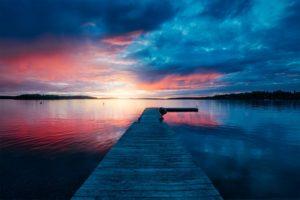Der Mensch erwacht, wenn er erkennt, dass er kein Bewusstsein hat, sondern Bewusstsein ist.